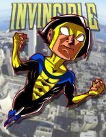 Invincible Fun Size Series 1 by 5000WATTS