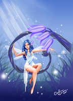 Bluebell Fairy by Queen-Uriel