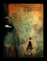 To Him Who Knocks by oceanreaction