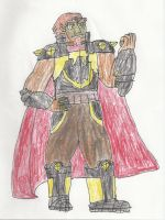 Ganondorf the dark king by trexking45