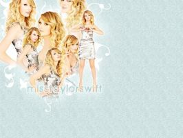 Taylor Swift Wallpaper by amazing25