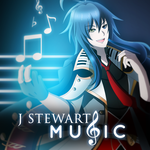[COMMERCIAL COMMISSION] JStewartMusic Mascot by Ateliae