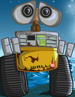 Wall-e :D by Epifex