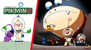 BrainscratchComms Thumbnail - Pikmin 2 by JamesmanTheRegenold