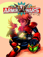 The Great Armor Wars: Neox by bernce