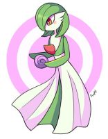 AT: Gardevoir by Amphany