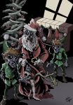 TWD Christmas by CelsoLudgero