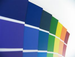 Stock - Color Series 6 by mystockphotos