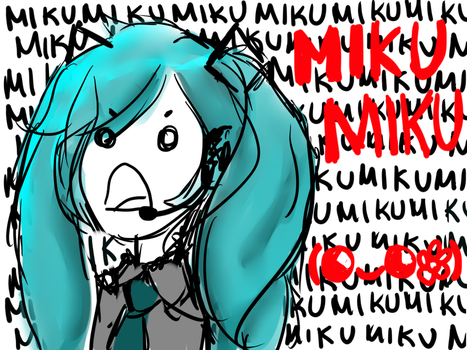 THIS IS MIKU by Silverpool3