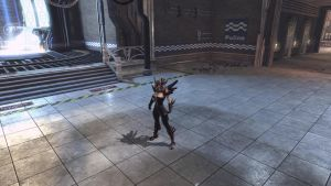 Dashed DCUO by dominicclay123
