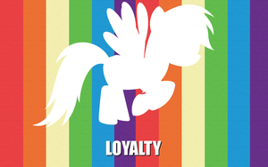 Loyalty WP by AliceHumanSacrifice0