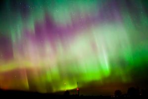 Northern lights [2] by erks0077