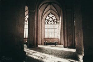 Abbey II by RemusSirion