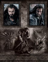 Thorin - Heir of Durin by LadyCyrenius