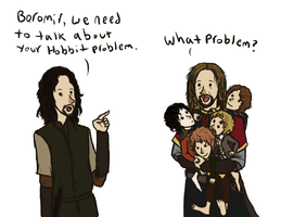 Boromir's Problem by Kiptay