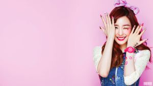 TIFFANY [KISS ME BABY-G] WALLPAPER 1920 X 1080 by ExoticGeneration21