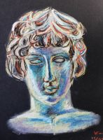 Antinous -Roman God of Gay by Nippip