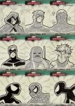 Marvel Masterpiece 3 group 10 by JoelRCarroll