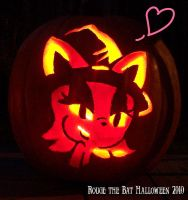 Rouge Jack-O-Lantern photo by Rally-the-Cheetah