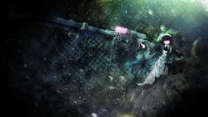 Mackaged and Miko - Fullblown [Black Rock Shooter] by MikoyaNx