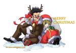 Merry x Christmas by Kay-Jay97