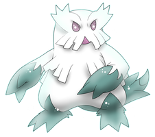Pokeddexy Day 12 Fav Ice Type by AR-ameth