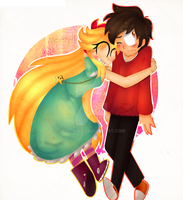 Starco! by meow148