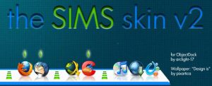 The SIMS Skin v2 by Arclight-17