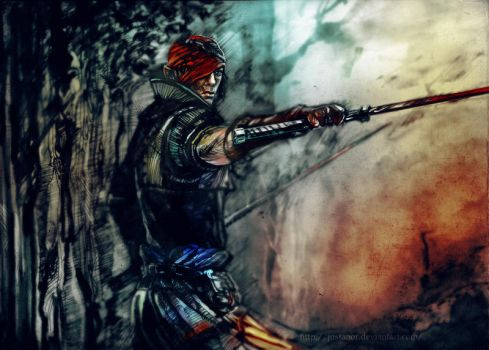 Iorveth_patch 1 by JustAnoR