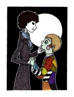 Nightmare Before Sherlock by valastaja