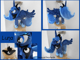 Princess Luna Plush by Varonya