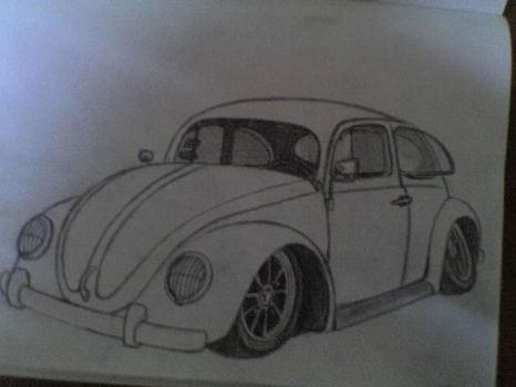 VW Bug by prorider by volksmania