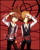 RIGHT NOW by retropiink