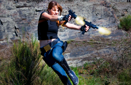 lara croft by james - photo #42
