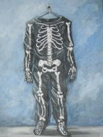 Skeleton Suit by ShayHahn