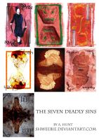 Seven deadly sins by shweebie