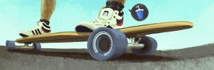 New roller by MittMac