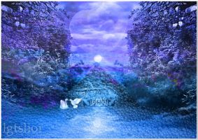 Love From Heaven by Lior-Art