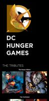 DC Hunger Games by MacAddict17
