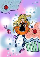 SeeU in wonderland by Millet686