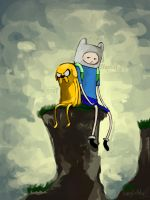 Jake n Finn by DoOp