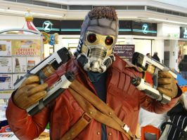 Star Lord - Guardians of the Galaxy by Groucho91
