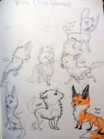 Sketch Page 7 by Perocore