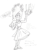 Amelia Bedelia joke by battybuddy