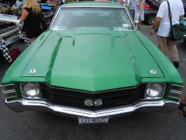 1972 Chevrolet Chevelle SS by Brooklyn47