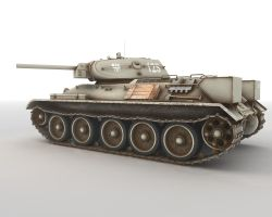 t34-76 still work in progress by snuff75x
