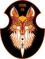 Totemic Fox by OFP-Rf
