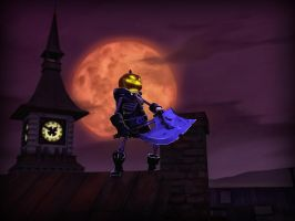 Headless Horseman by MrComrade