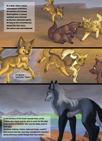 .: Ice Wall . page 1 :. by stolenimages