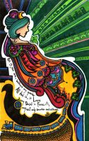 Marker Art 56 - Be as you Are by asongforophelia